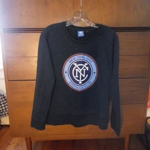 Adidas New York City Football Club Sweatshirt